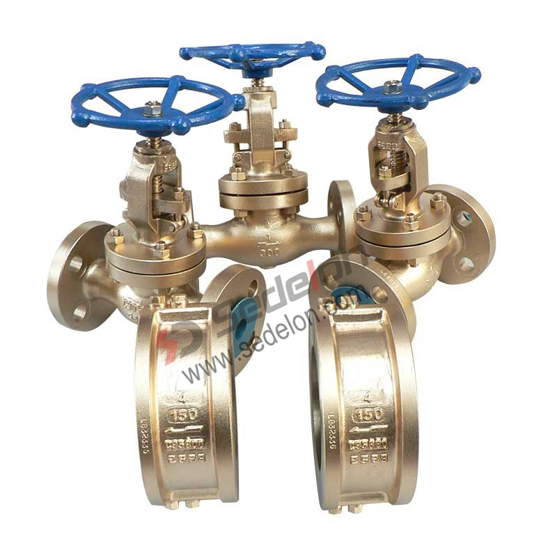 API600 bronze valves