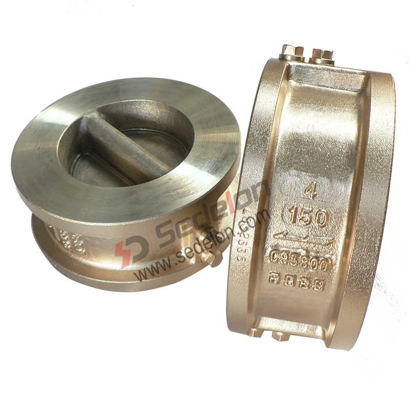 Bronze Wafer Check Valve