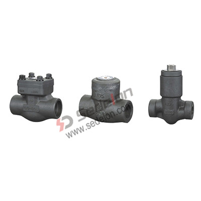 API602 Forged Steel check Valve