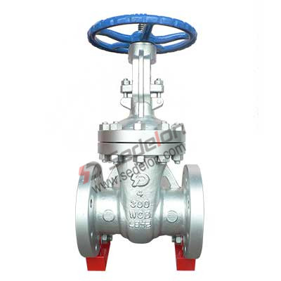 Fugitive Emission Gate Valve