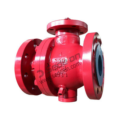 2- piece ball valves