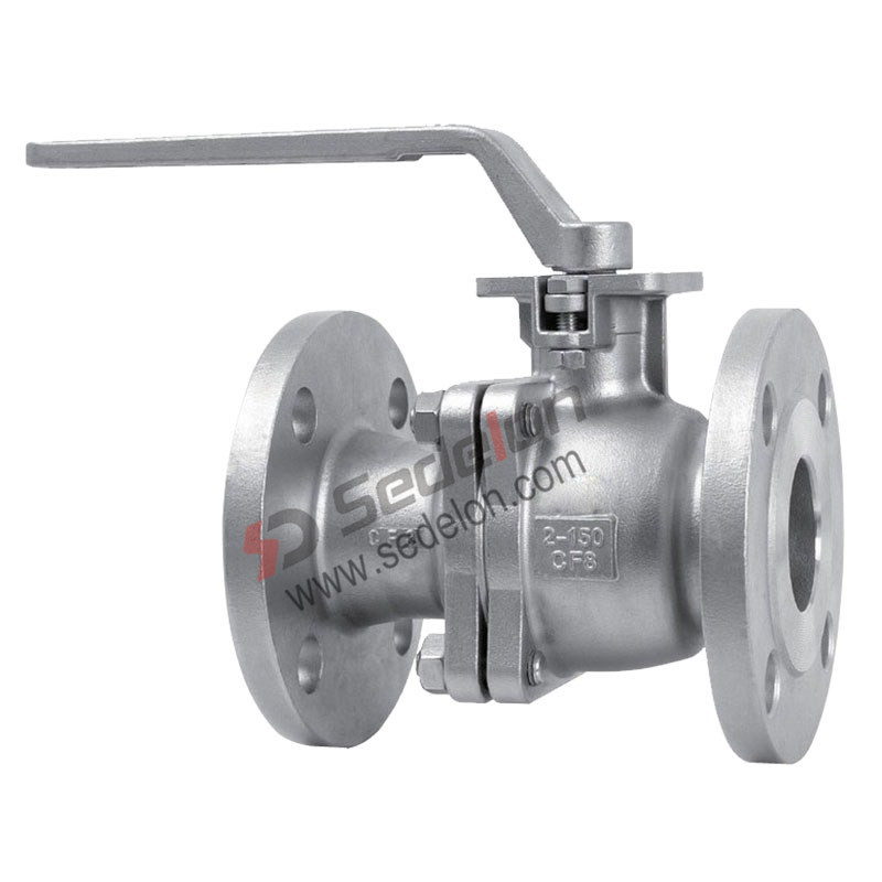 manual operated ball valves