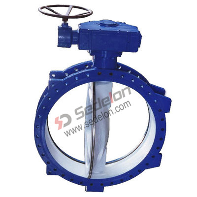Resilient Seated Concentric Butterfly Valve